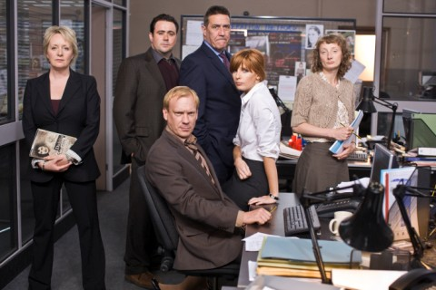 The Cast in the Office © ITV