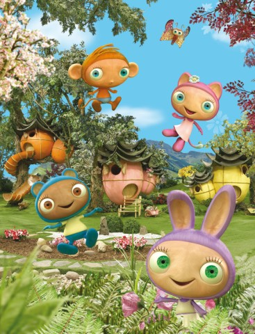 The Piplings © CBeebies/The Foundation