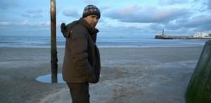 Richard Taylor-Jones on Margate beach