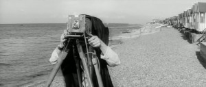French Dressing Screenshot - a man taking a picture on Herne Bay beach
