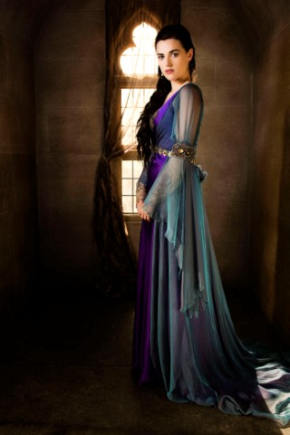 Katie McGrath as Morgana in Merlin © BBC