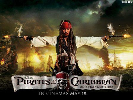 Pirates Of The Caribbean On Stranger Tides 2011 Kent Film Office