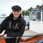 Ade at Sea © ITV