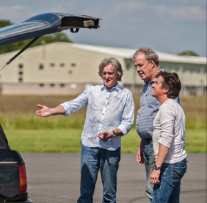 James May, Jeremy Clarkson, Richard Hammond ©BBC Worldwide Ltd