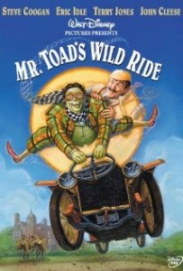 The Wind in the Willows movie poster