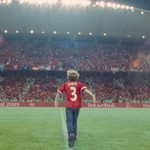 Will running onto a football pitch