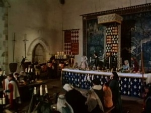 Penshurst Place screenshot © Charles Fries Productions