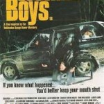 Main poster of the Essex Boys production