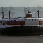 Image of the Hoverport, the character was on