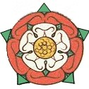 Graphic of Tudor Rose emblem
