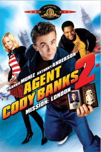 Agent Cody Banks 2 Destination London film poster