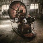 Time machine at The Historic Dockyard Chatham