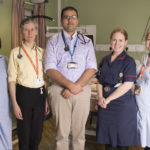 Image of The Hospice series - Featured Staff of the show