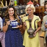 Cast of Celebrity Antiques Road Show - Series 8